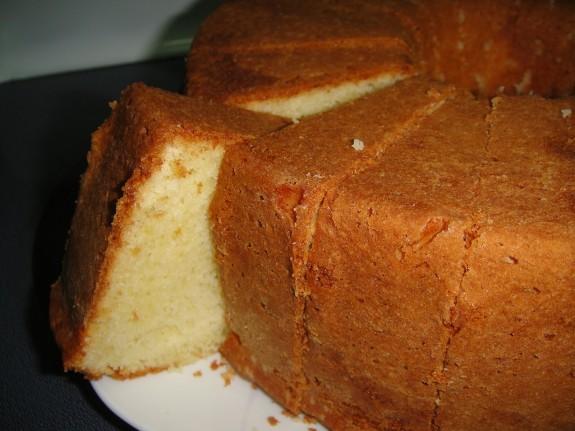 Plain Vanilla Tea Cake – Sous Chef