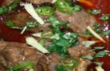 mutton nihari