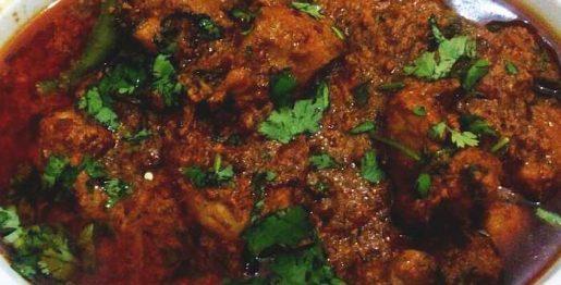 haiderabadi chicken qorma